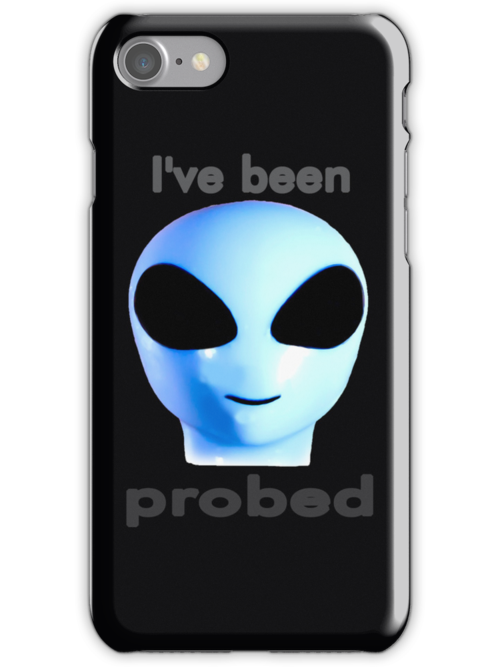 I've been probed by RocketDesigns