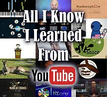 All I Know I Learned From YouTube by flatfrog00
