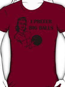 Funny Women's Bowling Team T-Shirt T-Shirt