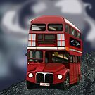 Routemaster bus by JillySB