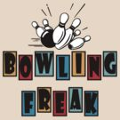 Funny Bowling T-Shirt by SportsT-Shirts