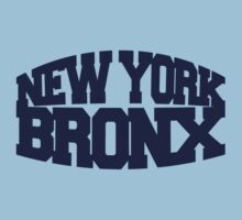 New York Bronx - navy One Piece - Short Sleeve