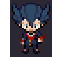 Grimsley Overworld Sprite Photographic Print