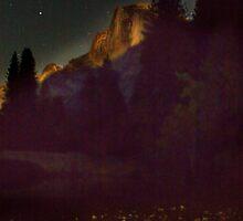 sleeping under the stars by gabryshak