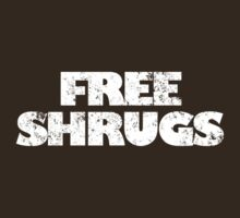 Free shrugs by digerati