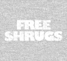 Free shrugs One Piece - Long Sleeve