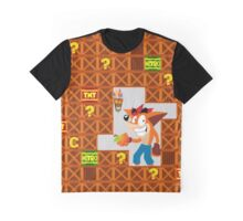 Cratetastic! Graphic T-Shirt