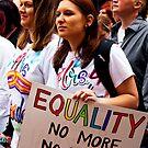Equality by Jim Butera
