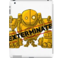 Blitzcrank - exterminate iPad Case/Skin