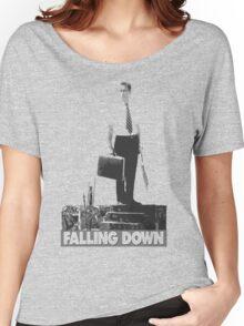 Falling Down Women's Relaxed Fit T-Shirt