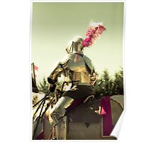 My knight in shining armour Poster