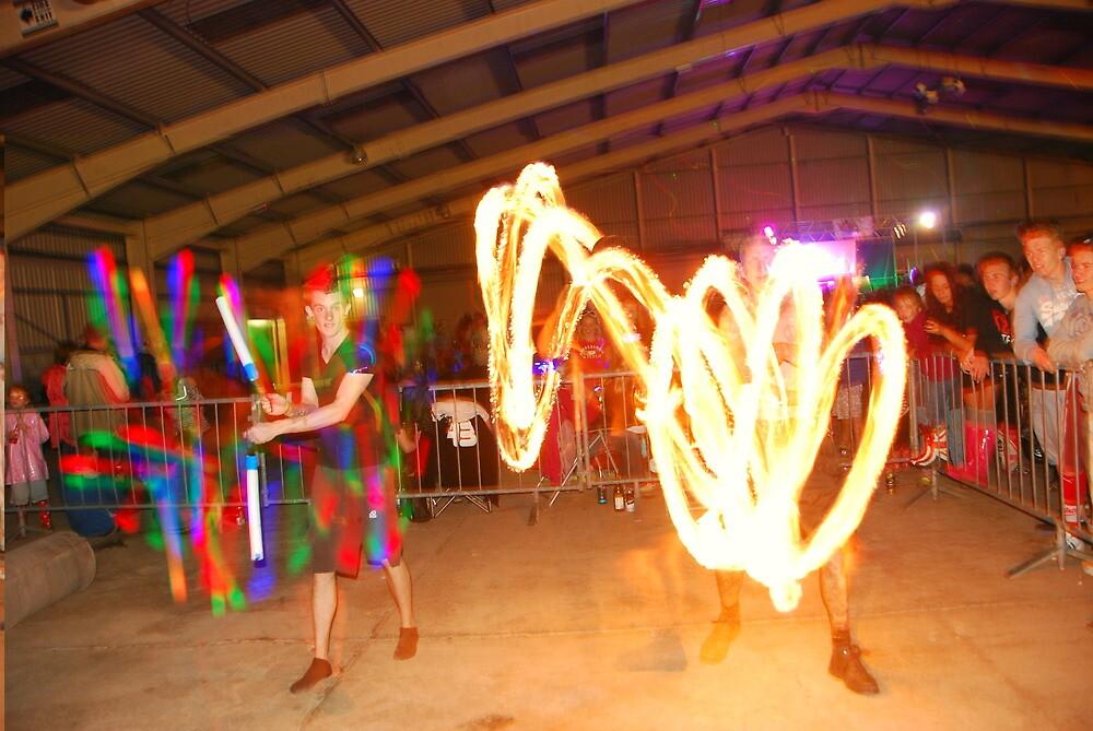 dubsfoto fire show volks fest wale by cool3water