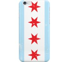Chicago Flag iPhone Case iPhone Case/Skin