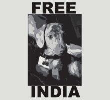Free India by leialeaf