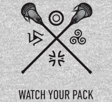 Lacrosse Teen Wolf by ninjaliv