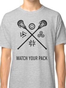 Lacrosse Teen Wolf Classic T-Shirt