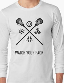 Lacrosse Teen Wolf Long Sleeve T-Shirt