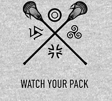 Lacrosse Teen Wolf Unisex T-Shirt