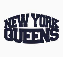 New York Queens One Piece - Short Sleeve