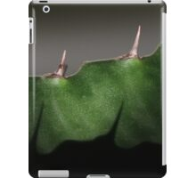 green shadows iPad Case/Skin