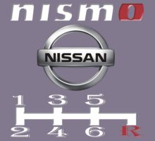 Nissan Nismo 6 Speed Manual Transmission Kids Clothes