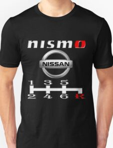 Nissan Nismo 6 Speed Manual Transmission T-Shirt