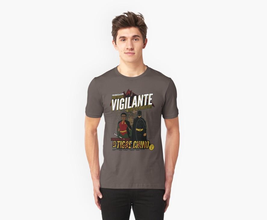Greendale's Nocturnal Vigilante by huckblade
