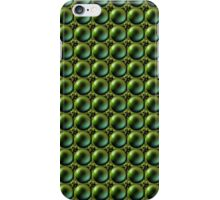 Green Jewels iPhone Case/Skin