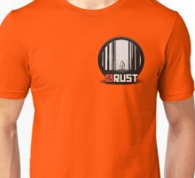 Rust pin Unisex T-Shirt