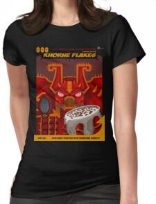 Nutritious and Malicious! Womens Fitted T-Shirt