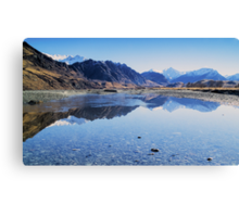 A beautiful day Canvas Print