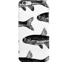 Black Fish iPhone Case/Skin