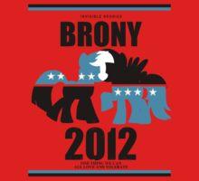 Brony 2012 v 1.0 Kids Clothes
