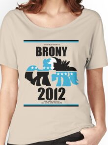 Brony 2012 v 1.0 Women's Relaxed Fit T-Shirt