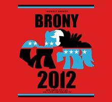 Brony 2012 v 1.0 Unisex T-Shirt