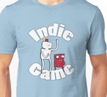 Indie Game with Gomez and Meat! Unisex T-Shirt