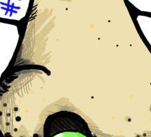 Stuffy Nose  Sticker