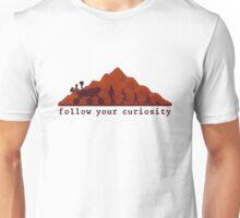 follow your curiosity Unisex T-Shirt
