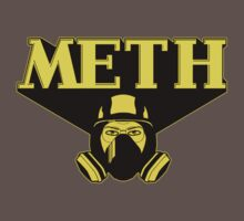 M.E.T.H (Breaking Bad) by gorillamask