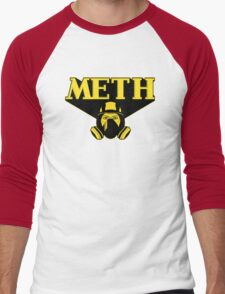 M.E.T.H (Breaking Bad) Men's Baseball ¾ T-Shirt