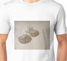 Vintage Inspired Sand Dollars Unisex T-Shirt