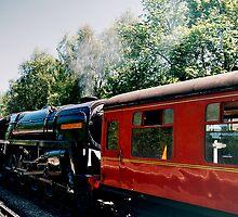 Steam Train 3 by jopattison