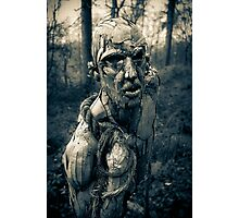 A stranger in the forest. Photographic Print