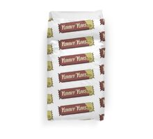 Rick and Morty – Yummy Yums, Now Purgenol Free Duvet Cover