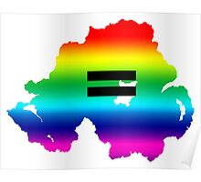 Equality for Northern Ireland Poster
