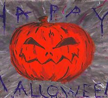 Happy Halloween by Hitsuji