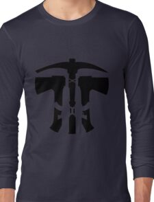 Rust Axe Pickaxe AK  Long Sleeve T-Shirt