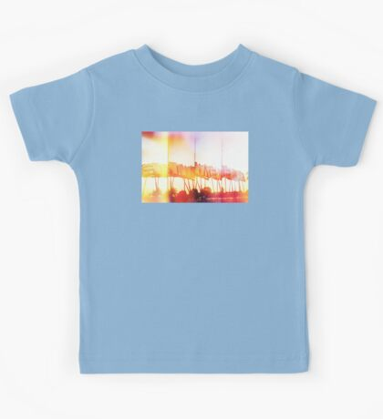 Cuban Flags Kids Tee