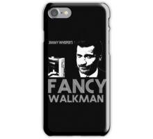 Jimmy Whisper's Fancy Walkman iPhone Case/Skin