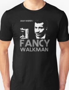 Jimmy Whisper's Fancy Walkman T-Shirt